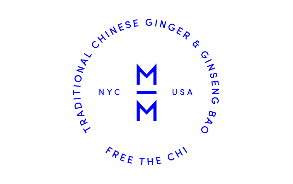 Logo for Mr. Mak's Ginbao designed by Abby Haddican at Werner Design Werks