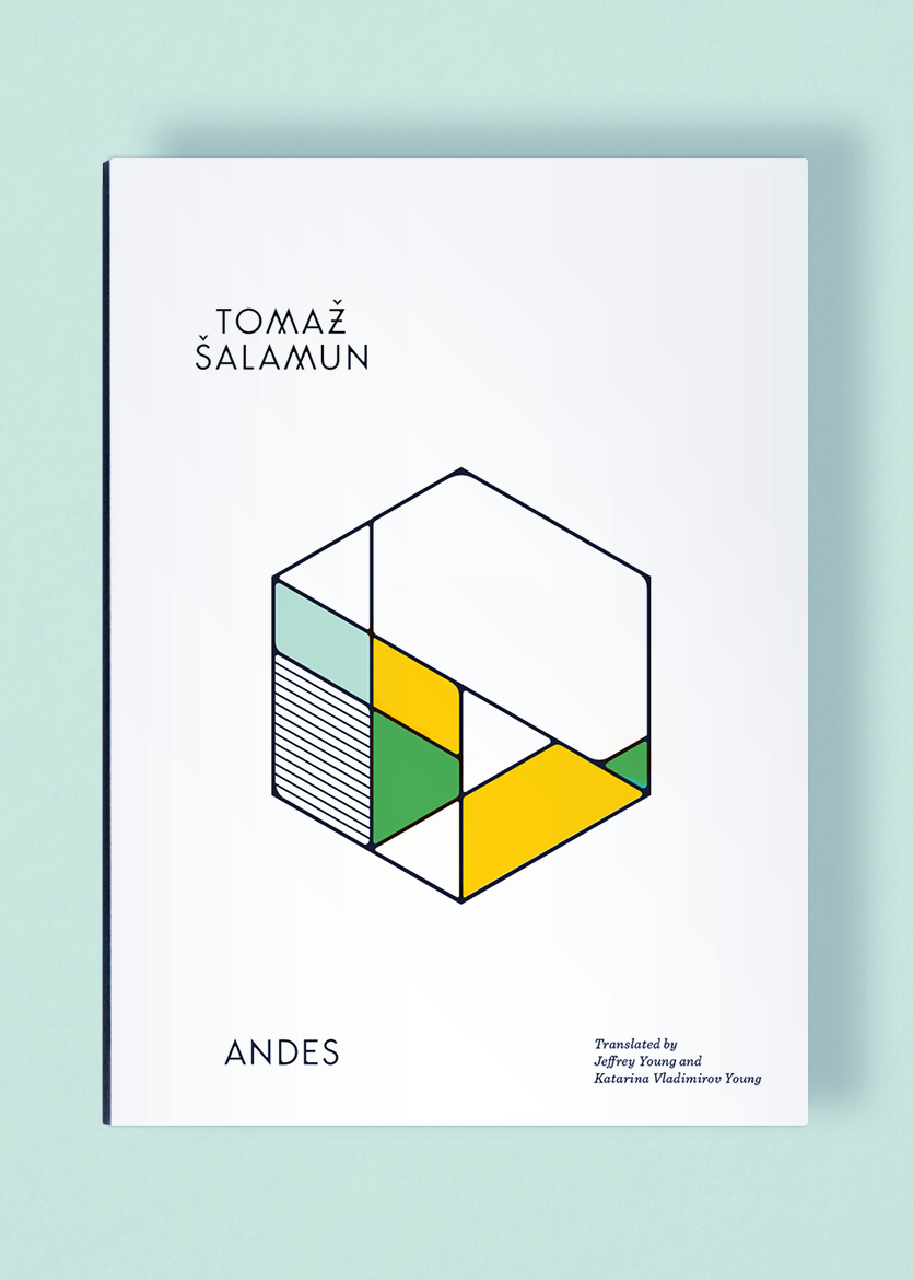 Andes Book Cover - See Full Project