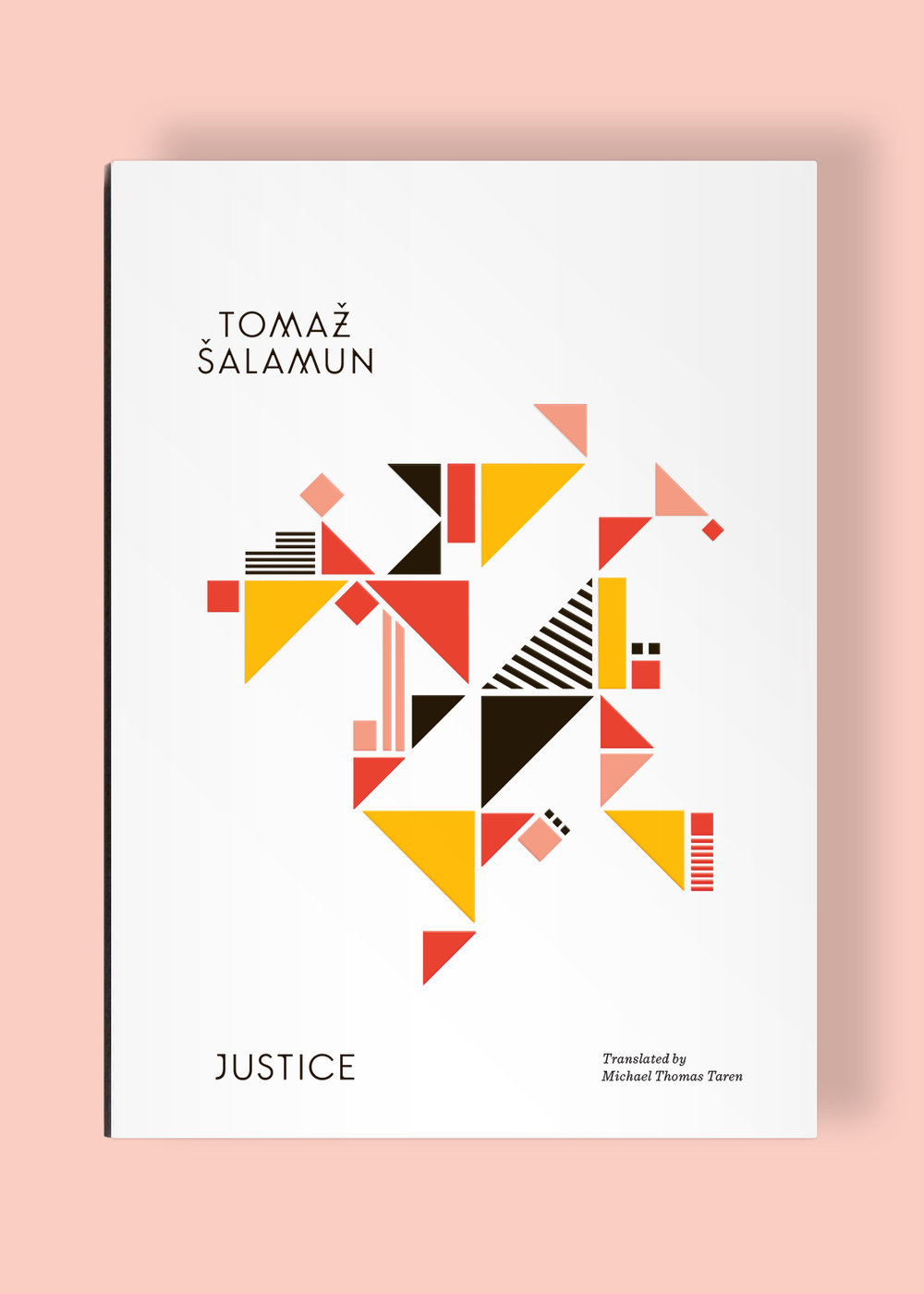 Justice Book Cover - See Full Project