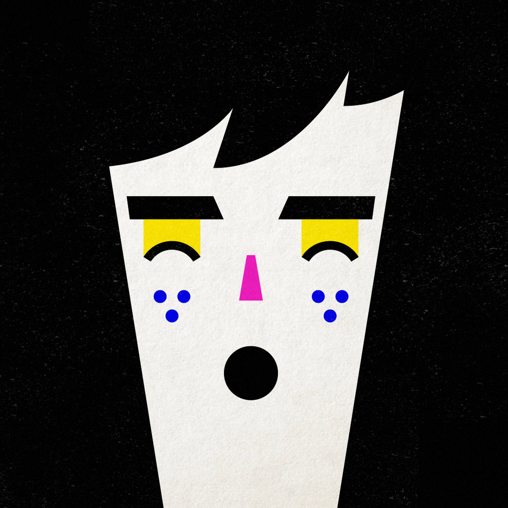 Squareface illustration by Abby Haddican