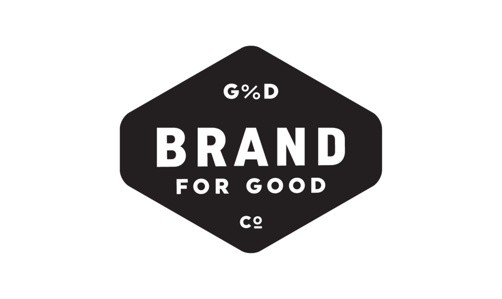 Brand for Good logo designed by Abby Haddican
