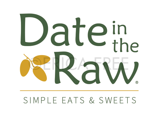 DATE IN THE RAW LOGO (ILLUSTRATOR)