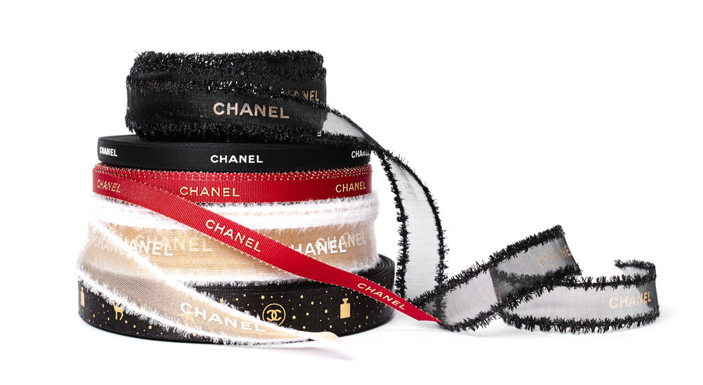 Chanel - Holiday Ribbons
