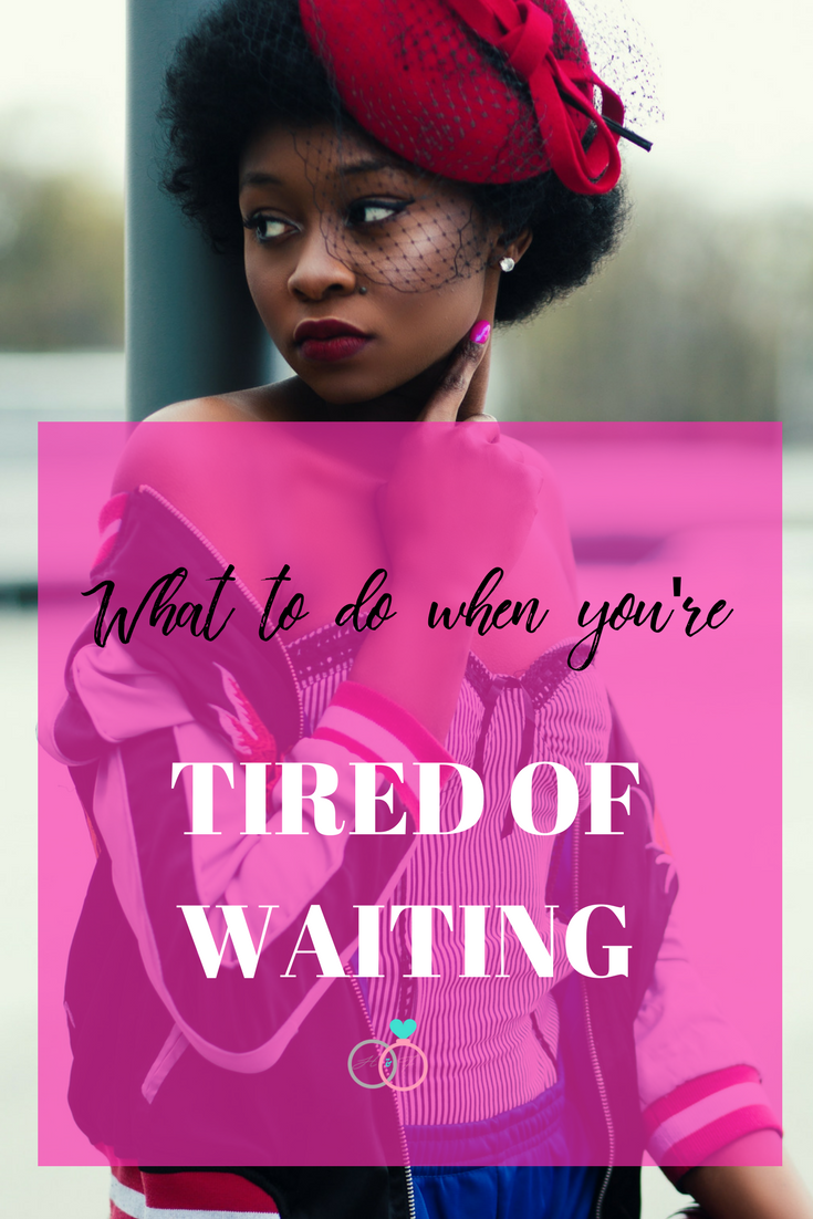 Learning how to wait