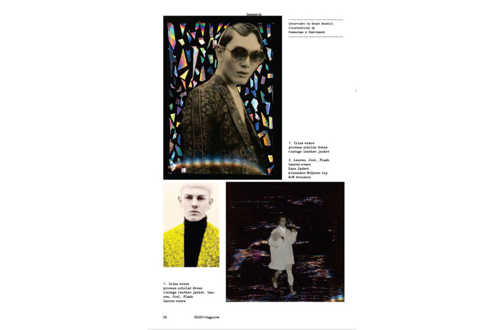 Dash Magazine / February 2013