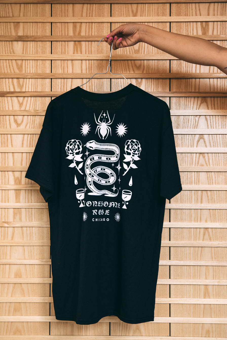 0121—Lonesome Rose T-Shirt Club