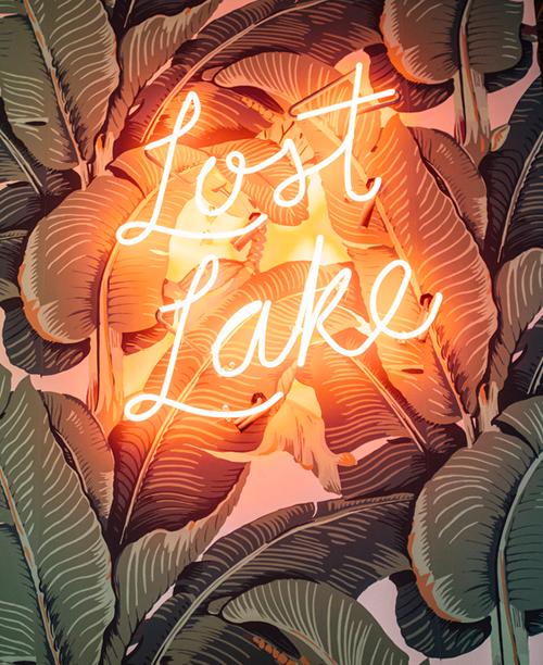 0035#Lost Lake