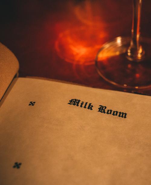 0043#Milk Room