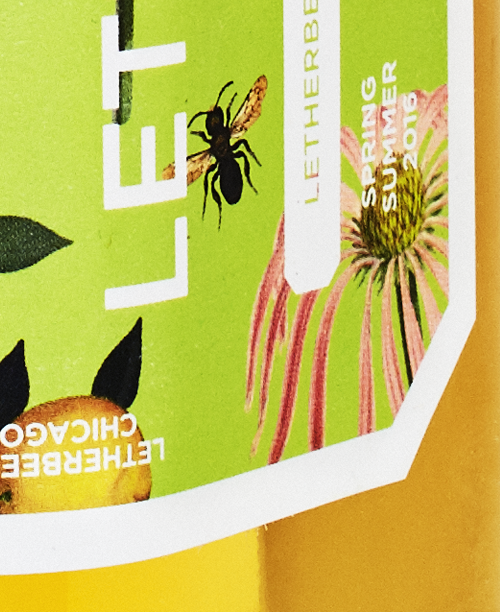 0046#Letherbee Seasonal Gins