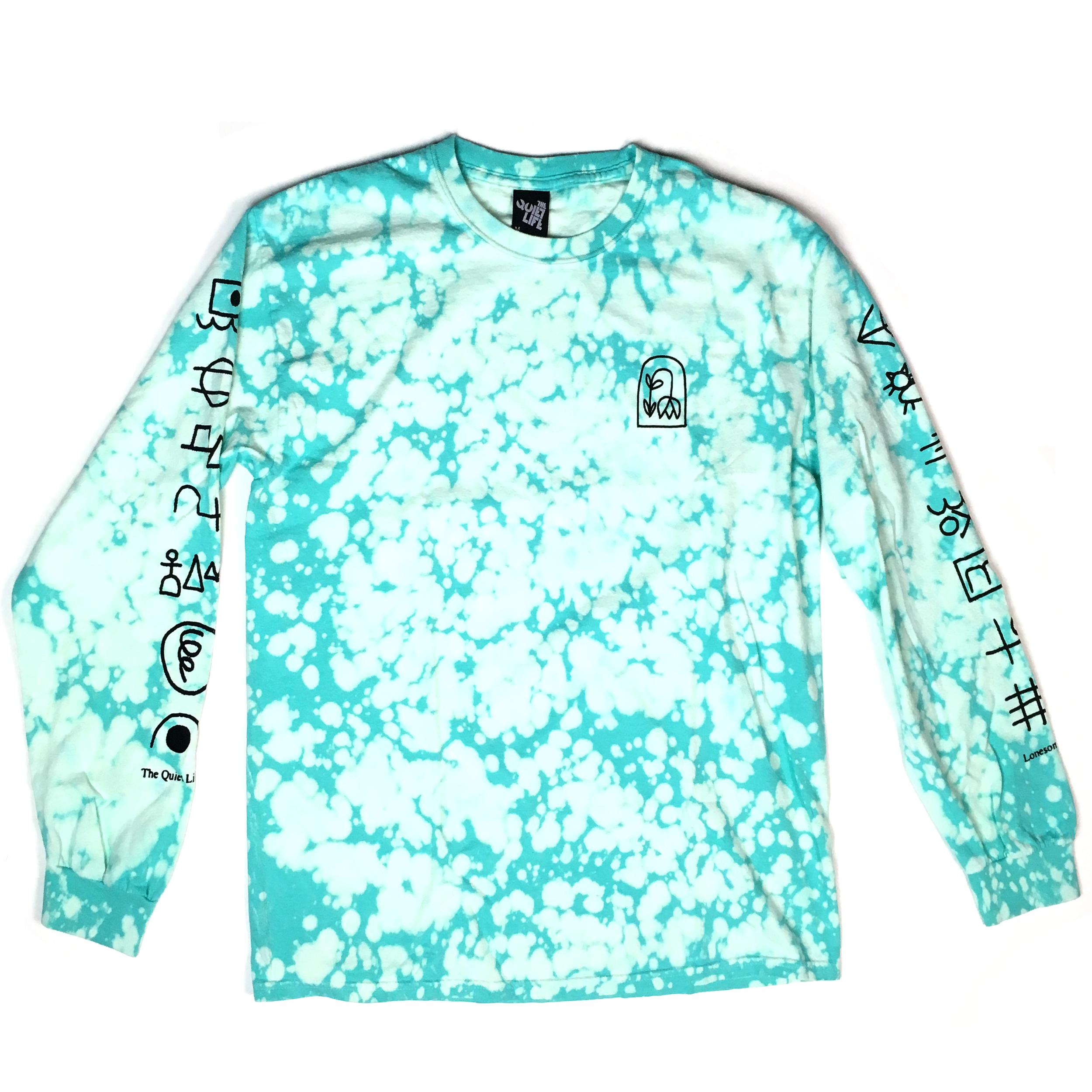 Lonesome Rose X Quiet Life Hobo Code Tie Dye Longsleeve T Shirt