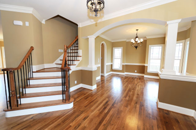 One Touch Makes a Big Difference | Painting + Wood Floors | DeBritos Home Improvement LLC