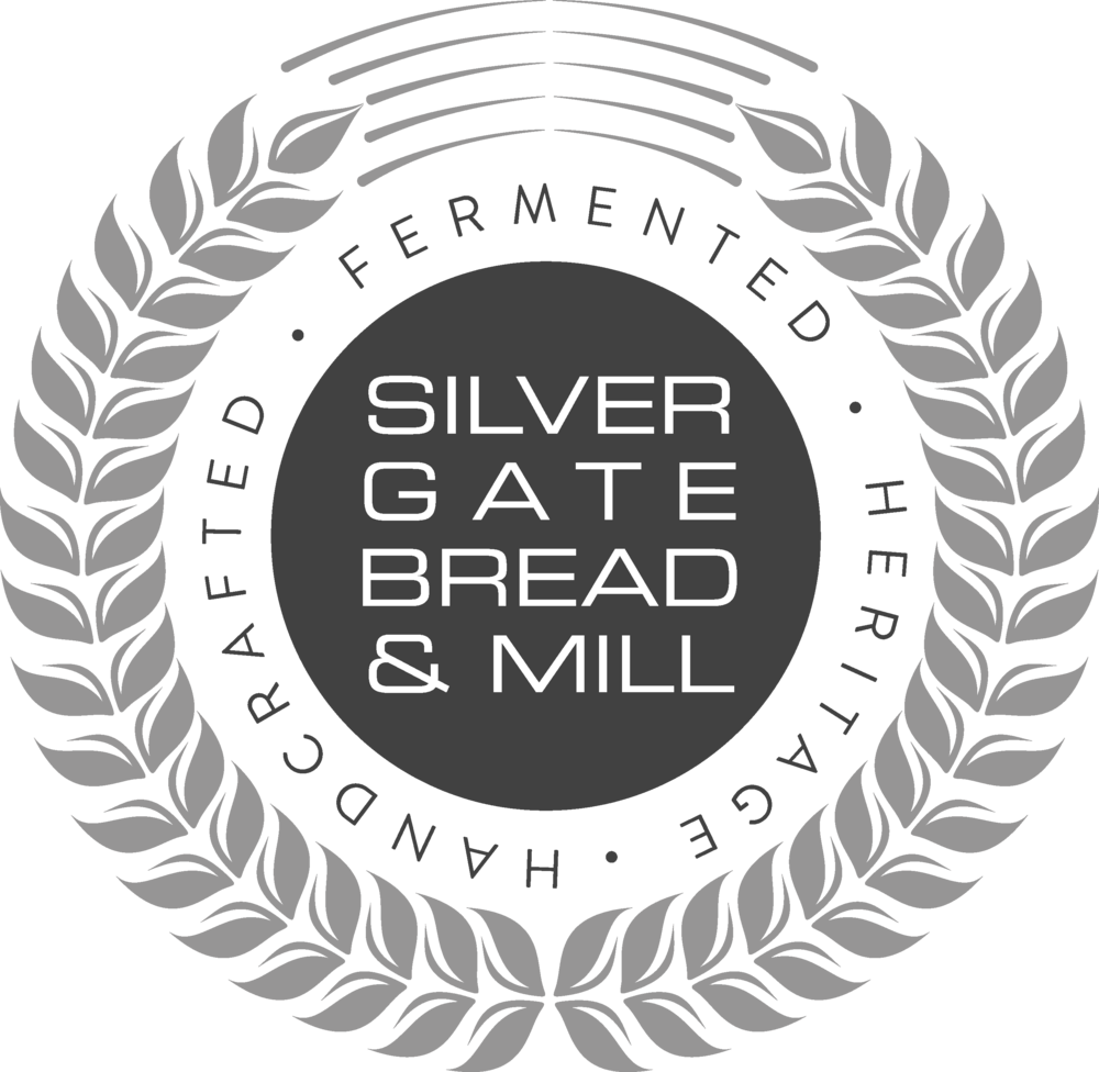 TenderFork Market is now SILVER GATE BREAD & MILL!
