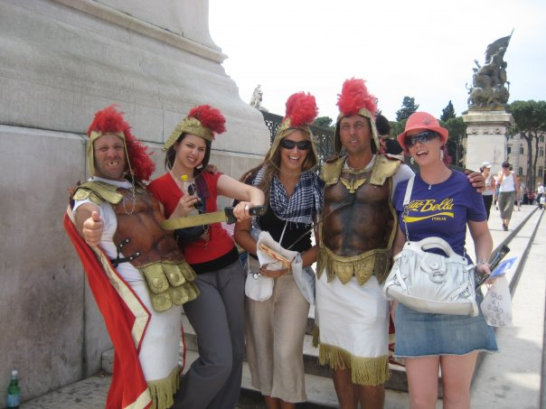 Found some Gladiators