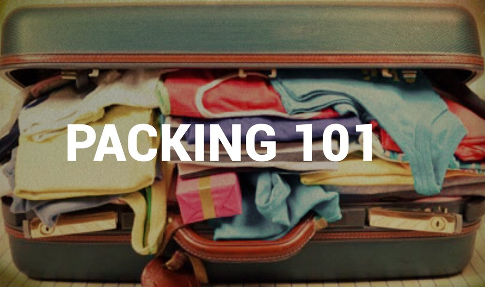 packing tips 101