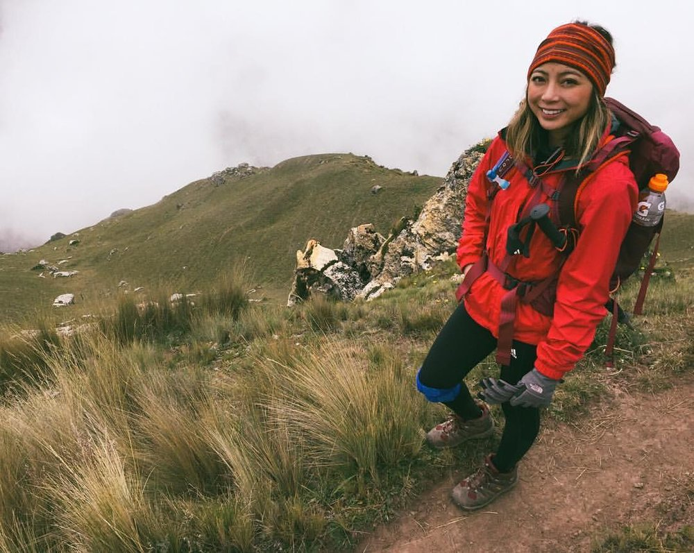 Marielle Torrefranca I am a journalist, author and blogger who is obsessed with trekking, yoga and the outdoors. I'm easily enamored with remote communities and the mountains, and I dream of bagging peaks around the world.