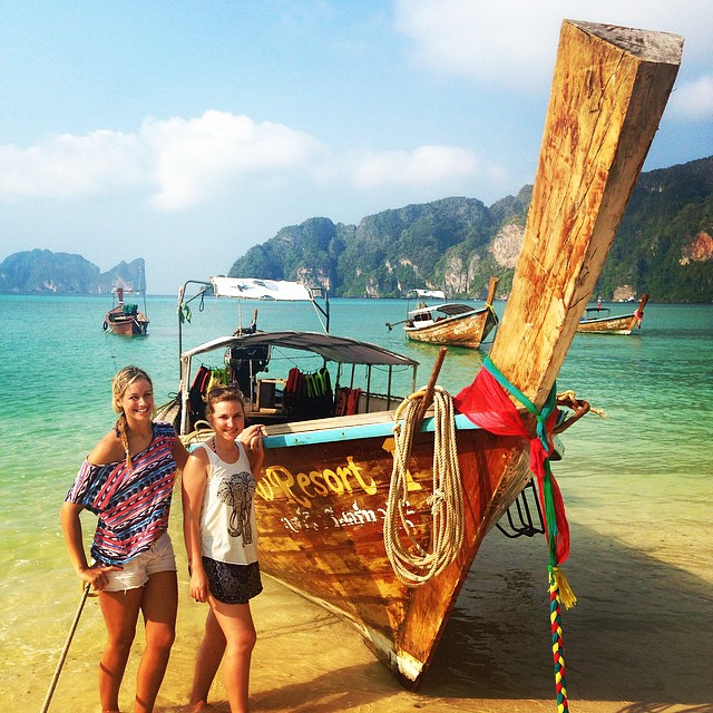 the island of Phi Phi