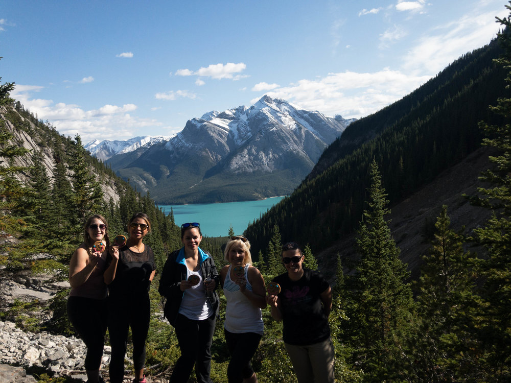 What They're Saying - We connect women with other like-minded women in the outdoors through amazing weekend getaways. We invite you to step outside your comfort zone, find a safe space to explore the outdoors and join our community.