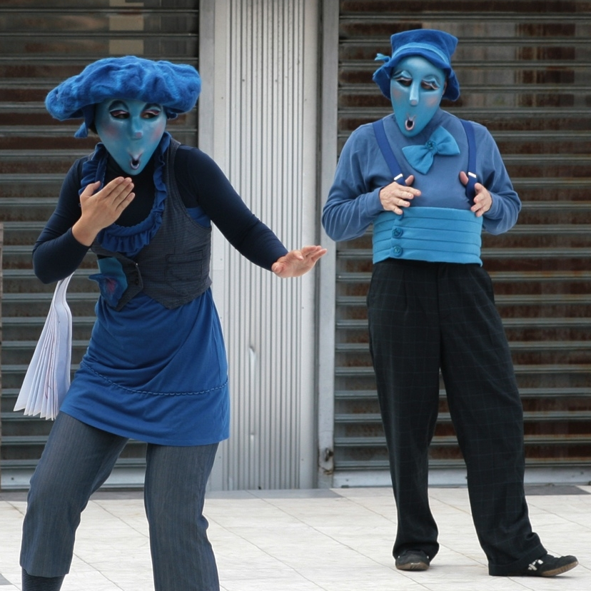 Blues, Blues by Masque Theatre