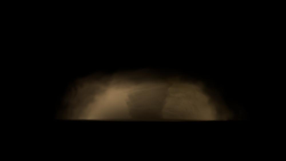 Surrounding Dust