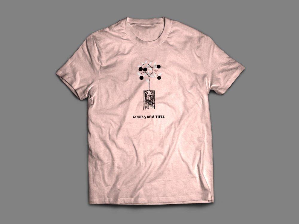 Good&Beautiful Shirt Apricot Mockup.jpg