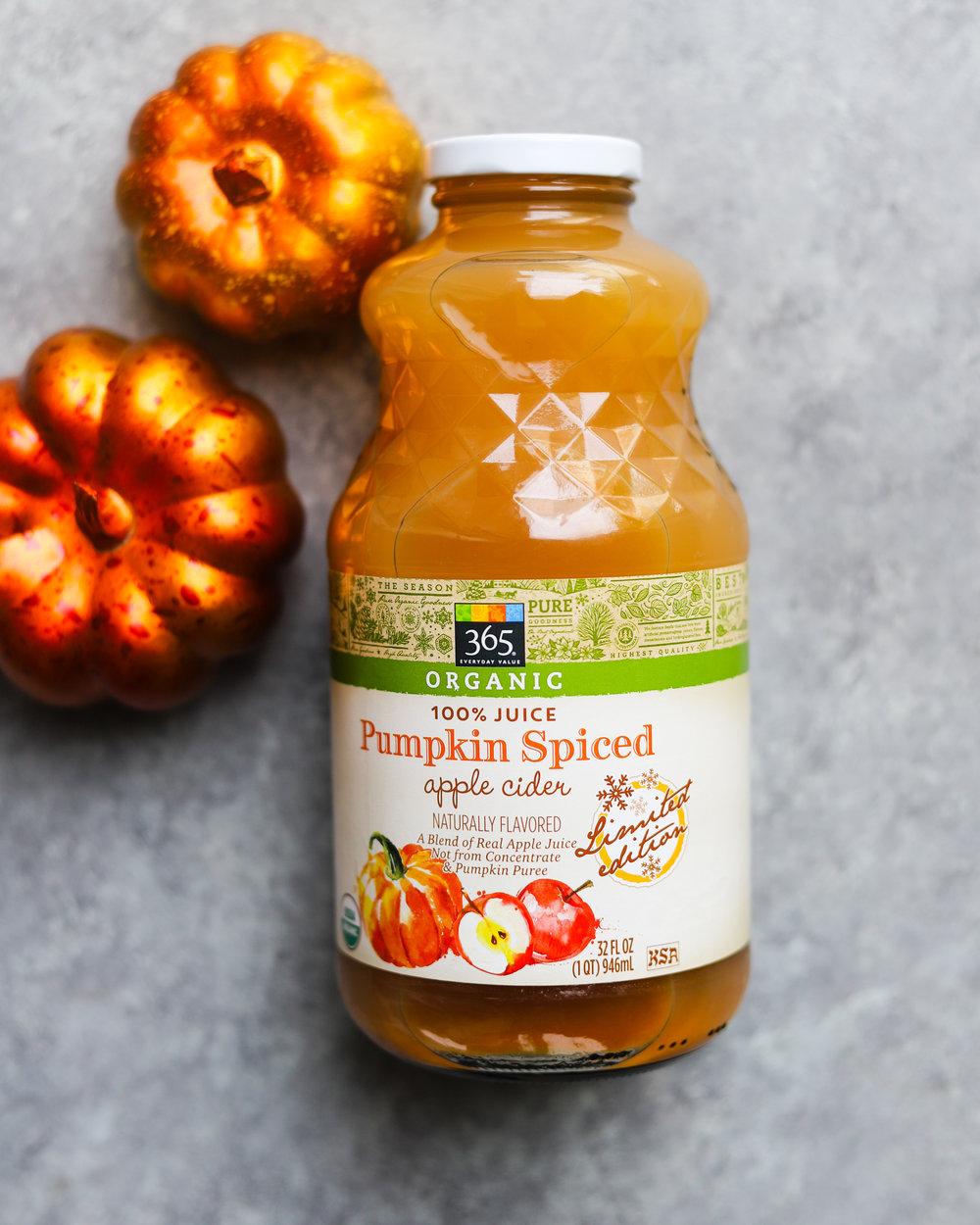 Pumpkin Spice Shakshuka