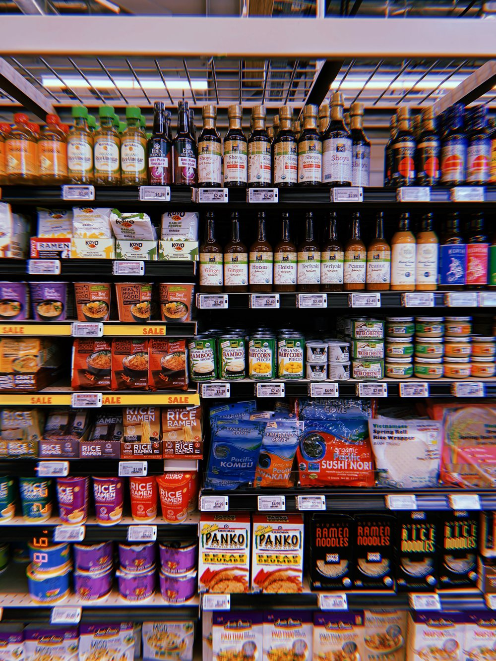 Grocery Favorites