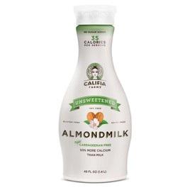 Califia Farms Almondmilk, Unsweetened, 48 Fl Oz