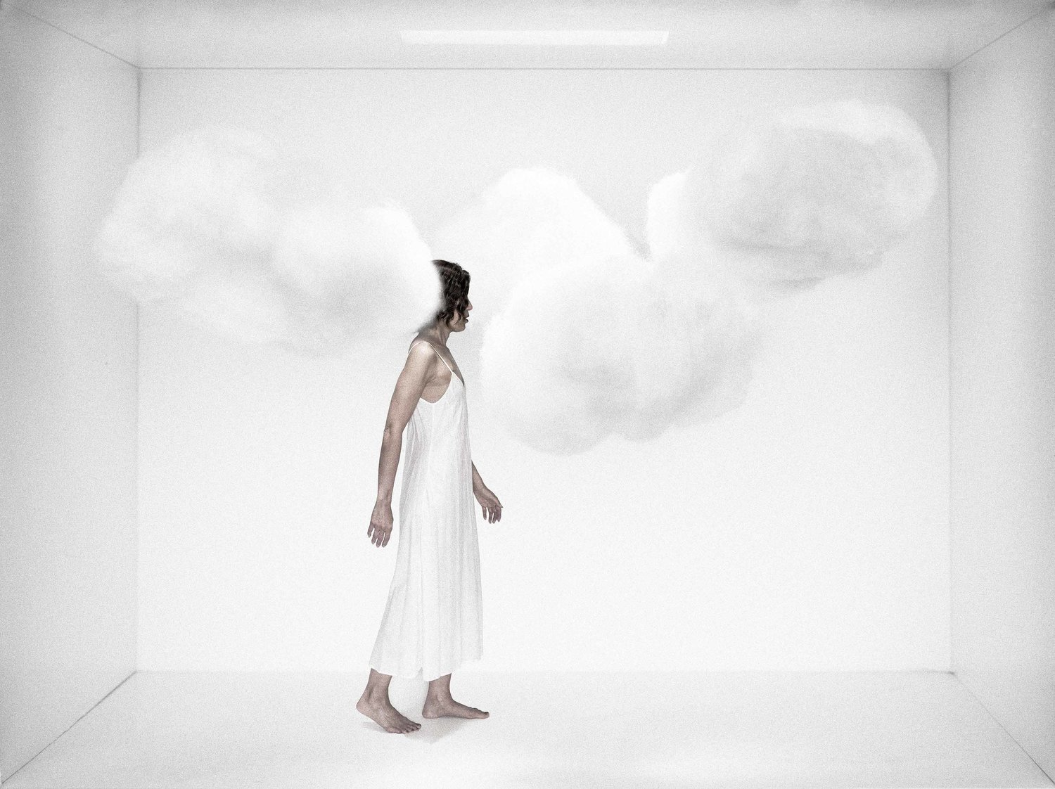Head In The Clouds Series White Room