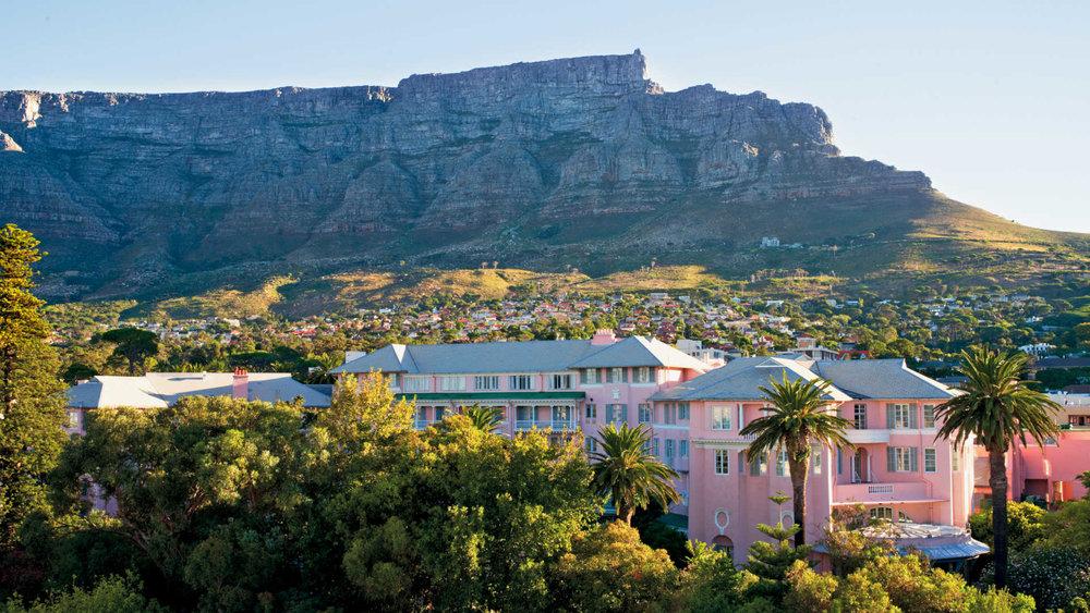 Belmond Mount Nelson Hotel Cape Town.Luxury Resort - 3 Nights