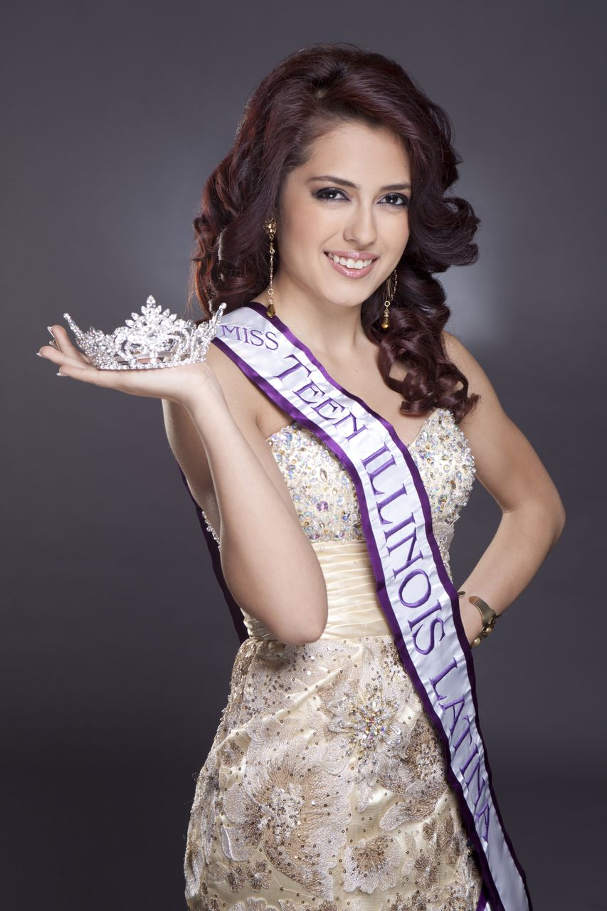 Miss Teen Illinois Latina 2012