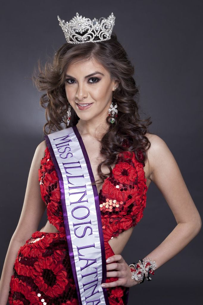Miss Illinois Latina 2012