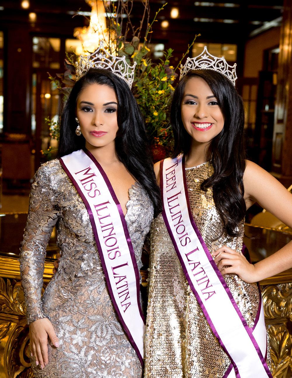 Miss/Teen Illinois Latina 2016