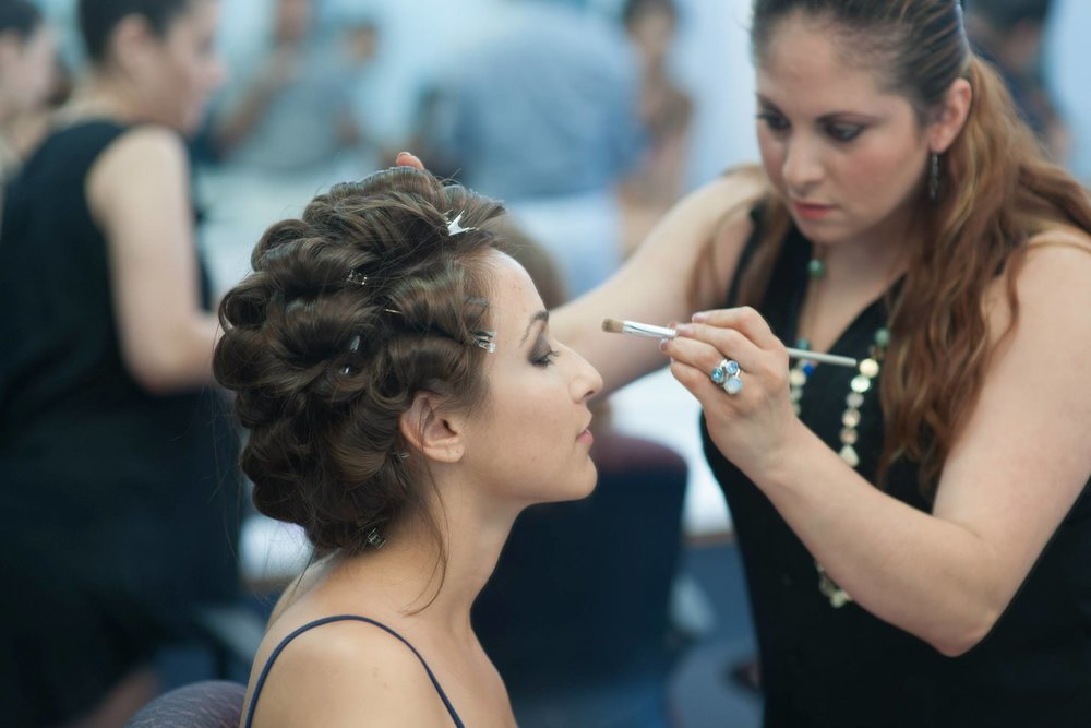 Hernan Rivera Beauty Team