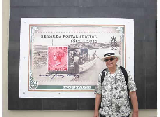 Azusa Tom in Bermuda