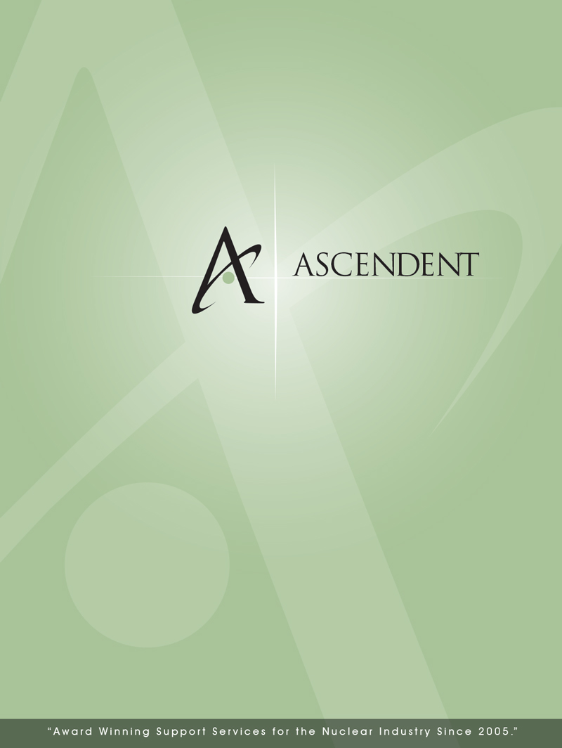 Pocket Folder cover. Ascendent.