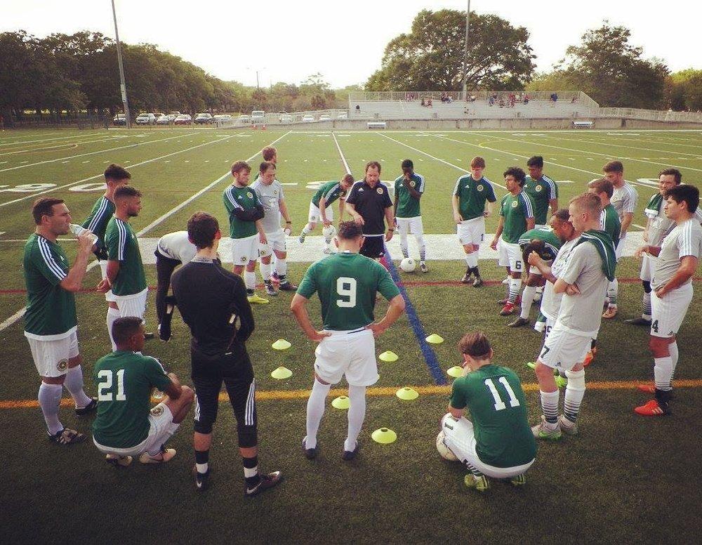 Georgia amateur soccer asssociation