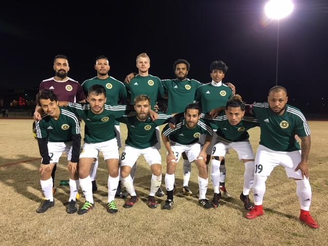 Starting 11 v Sparta 20/20 FC