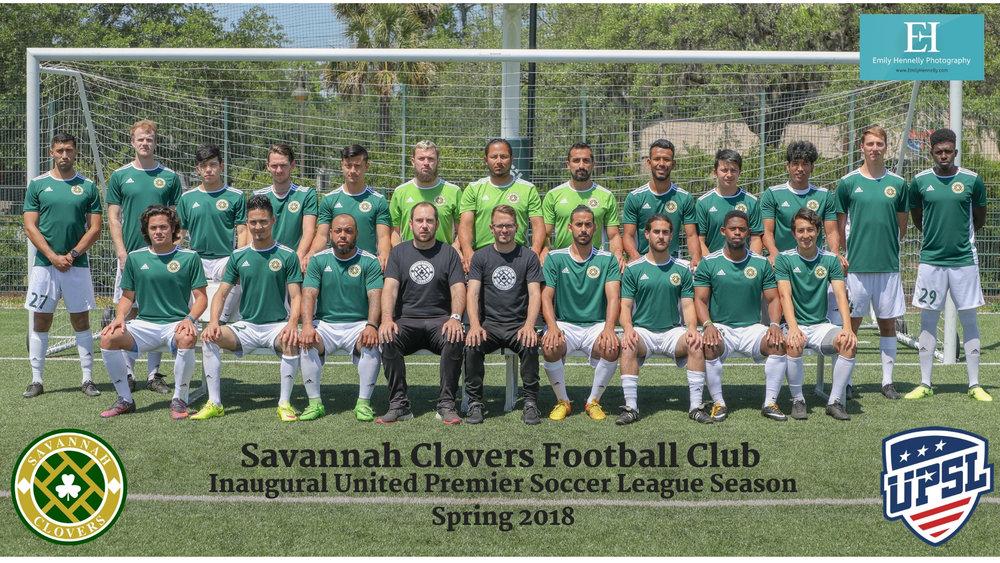 Savannah Clovers FCSpring 2018.jpg
