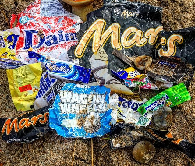 Happy Easter everyone! Hey @marsglobal @cadburyuk @lindtuk et al, here's an idea - how about you spend some of the millions of pounds profit you made this Easter weekend on #sustainable packaging design? #saveourseas #plasticpollution #bethechange #nomoreexcuses #planetnotprofit #sharethewealth #zeroplastic #weneedrolemodels