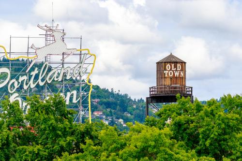 Locals Compass Portland Oregon