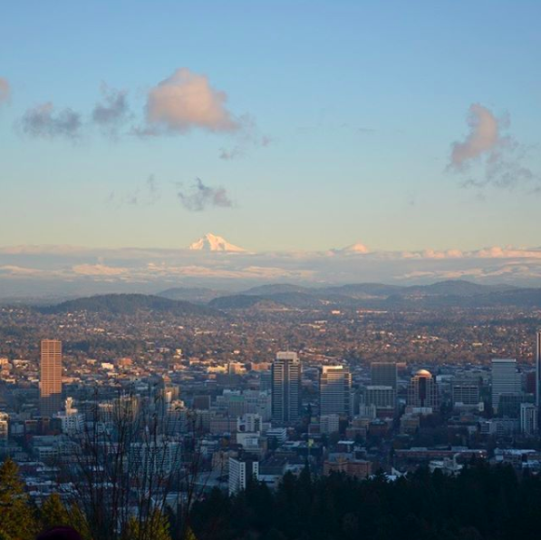 via  Pittock Mansion