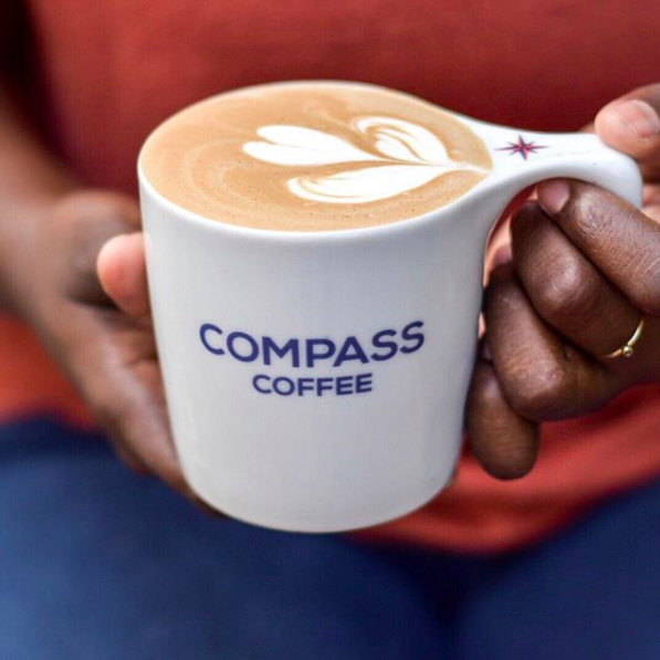 via  Compass Coffee