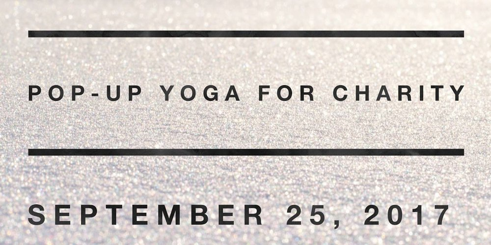 Pop Up Yoga at Talem Salon
