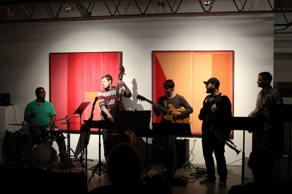BUOY Gallery Kittery Maine w/ Mike Piolet, Josh Allen, Tim Jago, Mark Small