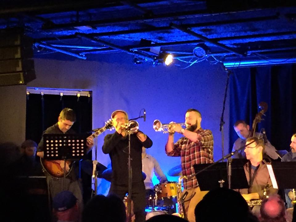 Andy Greene, Dave Douglas, Chris Klaxton, Rob Gerry, Matt Langley