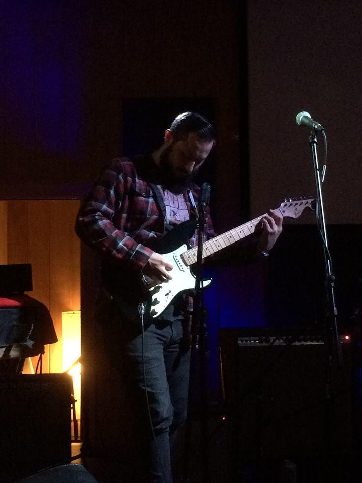 Klaxton - guitar w/ Tan Vampires
