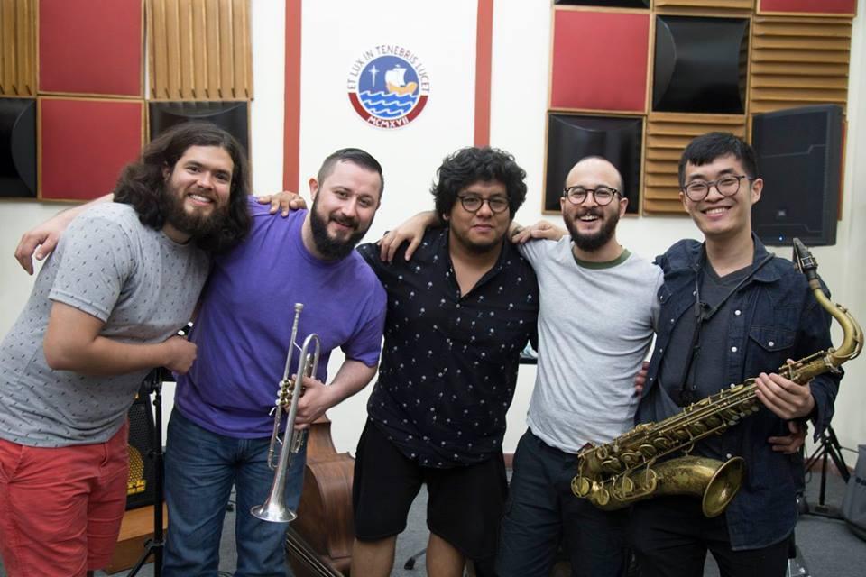 Lima Jazz Fest - Miguel Gallardo, Klaxton, Mario Cuba, Ken Ychicawa, Yuma Uesaka