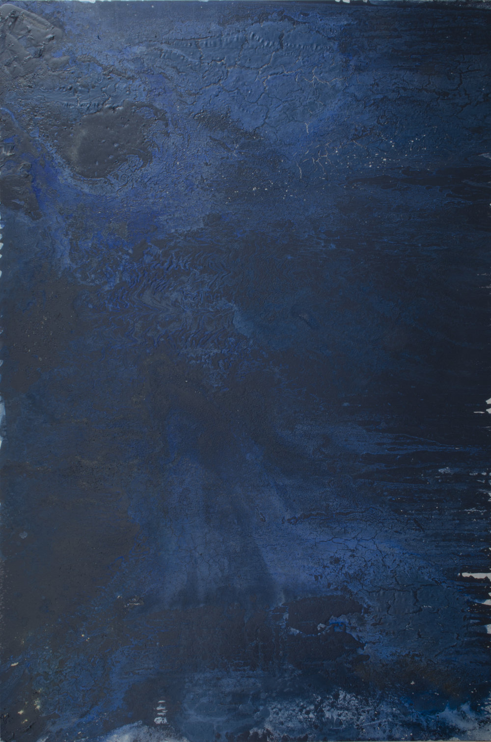 Evening Sacrifice, 2014, 72 x 48 in.