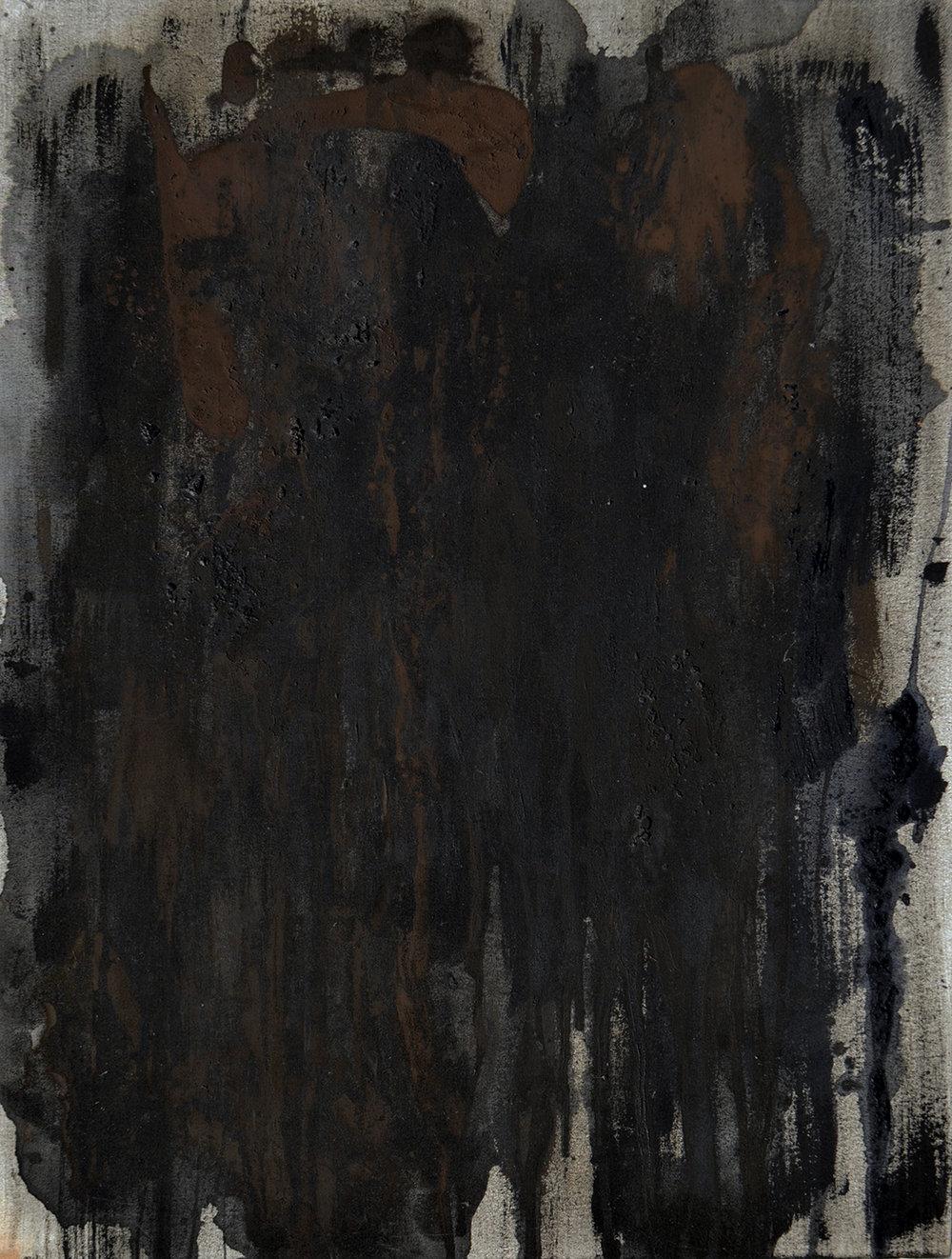 Iron Swan, 2008, 40 x 30 in.
