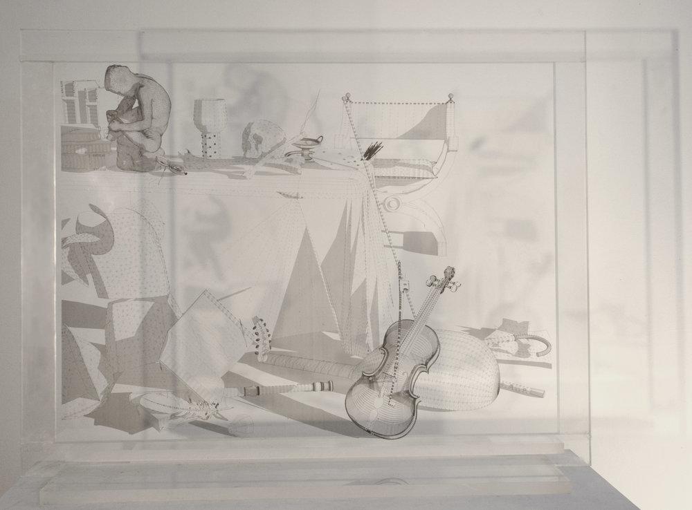 Copy of Large Plexiglass